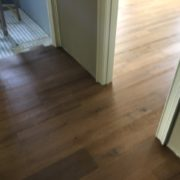 Aged and smoked French Oak flooring