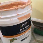 Bostik Pro-Cure adhesive