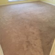 Carpeting to be removed from master bedroom