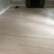 White washed look Maple flooring