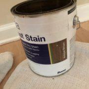 Bona Antique Brown stain