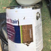 Bona Jobean stain for Red Oak flooring