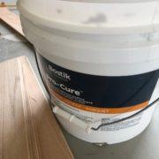 Bostik Pro Cure adhesive