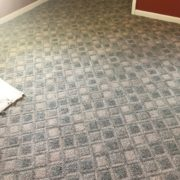 Carpet to be removed
