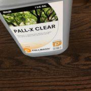 Pallmann Pall-X Clear Sealer