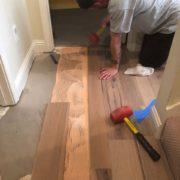 installing hickory hardwood flooring