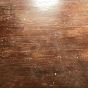 Old Southern Yellow Pine plank floor
