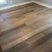 White Oak hardwood flooring