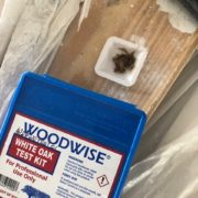 Woodwise White Oak test kit