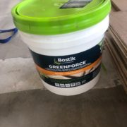 Bostik Greenforce adhesive