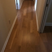 "Engineered 5"" wide White Oak flooring"