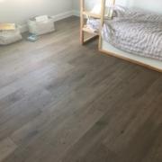 Installed FSC Certified White Oak Flooring