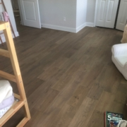 Installed FSC Certified White Oak Flooring