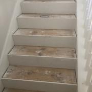 bare staircase