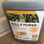 Finishing heart pine flooring - Pall-X Power