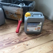 Applying Pallmann Whiteseal