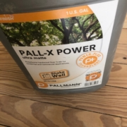 Pallmann Pall-X Power finish.