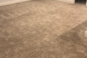 Carpeting to be removed.
